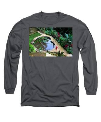 Wetland Long Sleeve T-Shirts