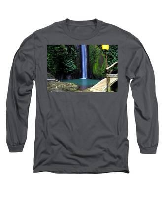 Waterfall Long Sleeve T-Shirts