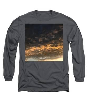 Storm Cloud Long Sleeve T-Shirts