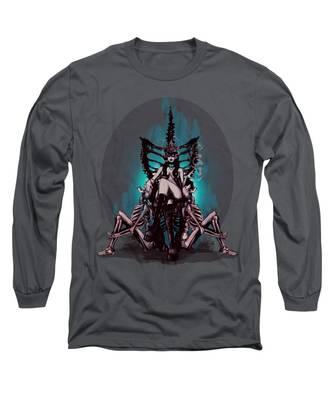 Lady Long Sleeve T-Shirts