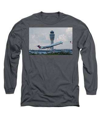 Boeing 717 with Airport Codes T-Shirt