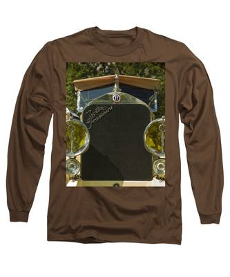 1922 Isotta-fraschini Tipo 8 Torpedo By Sala Long Sleeve T-Shirt