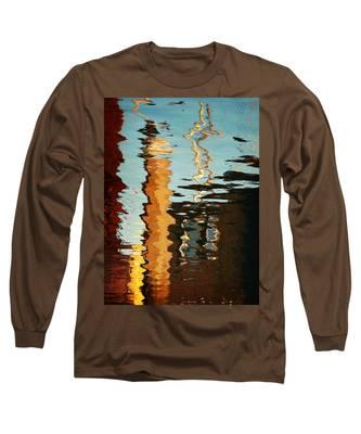 Abstract 14 Long Sleeve T-Shirt