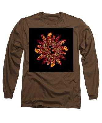 Autumn Wreath Long Sleeve T-Shirt