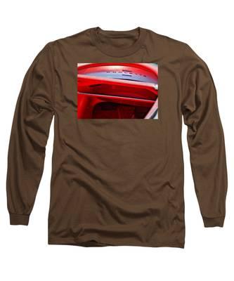Corvette Dash - Mike Hope Long Sleeve T-Shirt