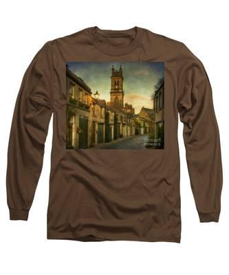 Early Morning Edinburgh Long Sleeve T-Shirt