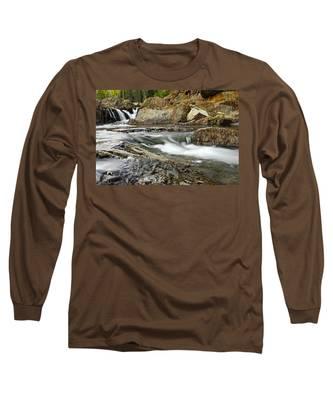 Everything Flows Long Sleeve T-Shirt
