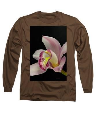 Glamour Pose Long Sleeve T-Shirt