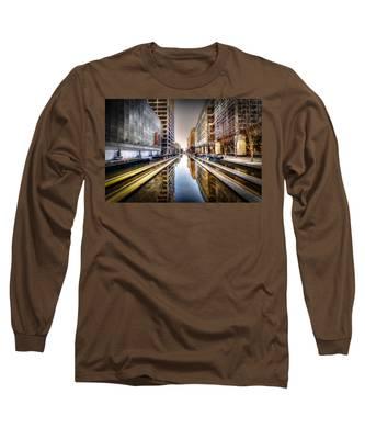 Main Street Square Long Sleeve T-Shirt
