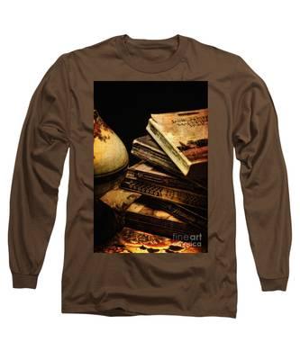 My Best Friend Jane Long Sleeve T-Shirt