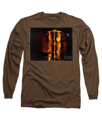One With Shadows Long Sleeve T-Shirt