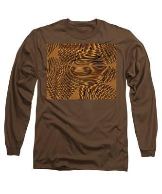 Shifting Shoals Long Sleeve T-Shirt