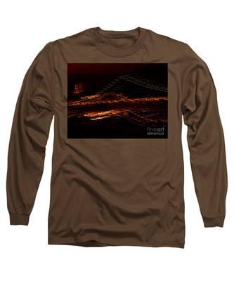 Streaks Across The Bridge Long Sleeve T-Shirt