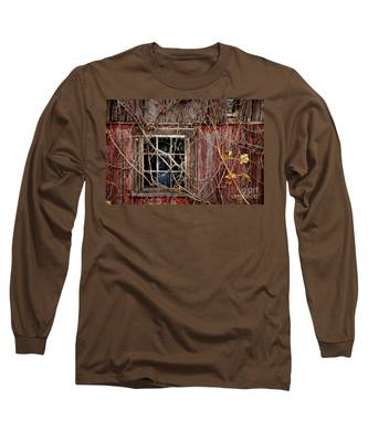 Tangled Up In Time Long Sleeve T-Shirt