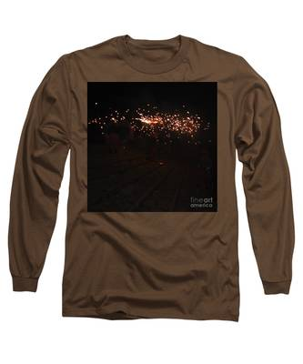 Demons Down The Stairs Long Sleeve T-Shirt