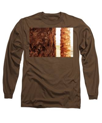 Palm And Wall 2 Long Sleeve T-Shirt