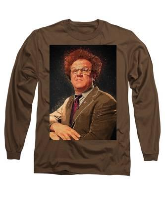 Mr. Cellophane Long Sleeve T-Shirts