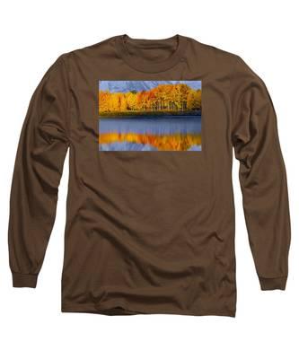 Aspen Reflection Long Sleeve T-Shirt