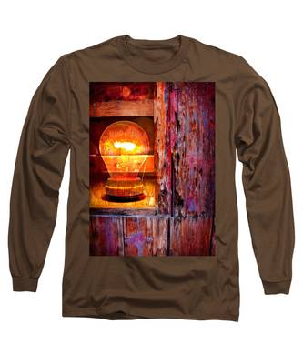 Long Sleeve T-Shirt featuring the photograph Bright Idea by Skip Hunt