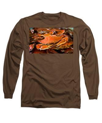 Crab Boil Long Sleeve T-Shirt