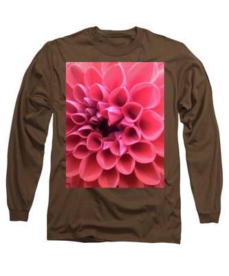 Dahlia Long Sleeve T-Shirt