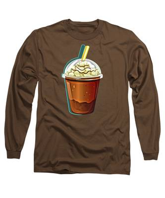 Designs Similar to Iced Coffee To Go Pattern