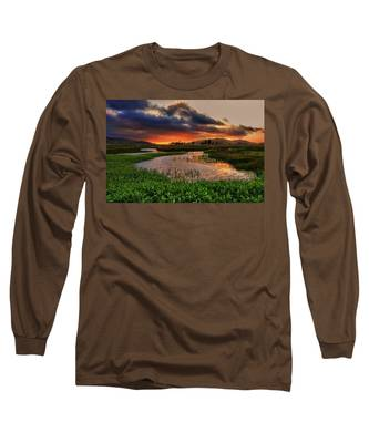 Los Osos Valley Long Sleeve T-Shirt