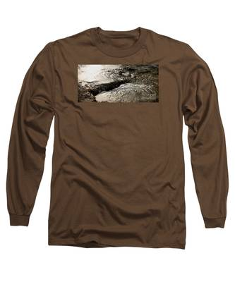 Moving Water Long Sleeve T-Shirt