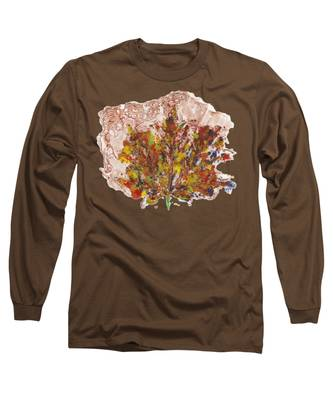 Painted Nature 3 Long Sleeve T-Shirt