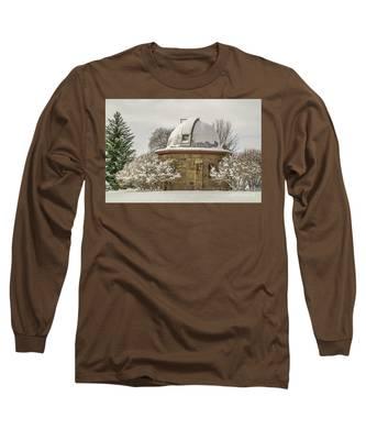 Stone Block Observatory Long Sleeve T-Shirt