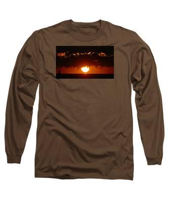 Sunrise Crown Long Sleeve T-Shirt