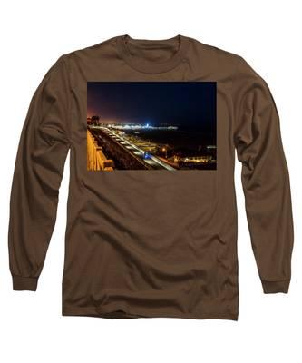 The New California Incline - Night Long Sleeve T-Shirt