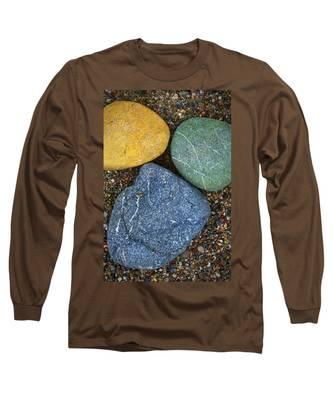 Triplet Long Sleeve T-Shirt by Skip Hunt