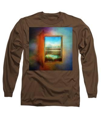 Window To Anywhere Long Sleeve T-Shirt