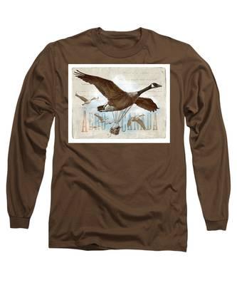 Aero Canada Long Sleeve T-Shirt