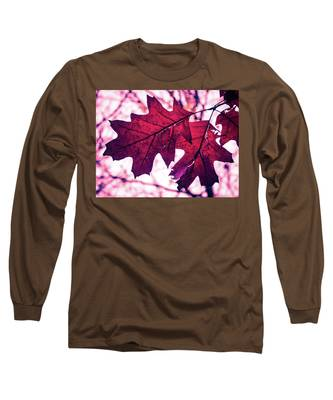 Autum's Ending Long Sleeve T-Shirt