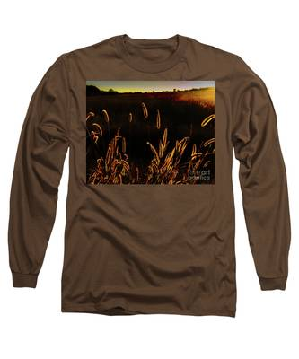 Beauty In Weeds Long Sleeve T-Shirt