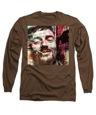 Damien Rice Long Sleeve T-Shirt