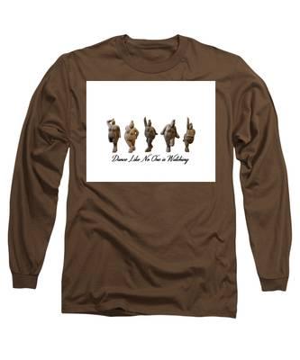 Venus - Dancing Crones Long Sleeve T-Shirt
