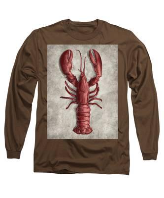 Lobster Long Sleeve T-Shirt
