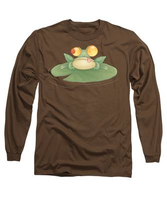 Pond Long Sleeve T-Shirts