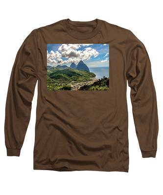 The Piton Twins Long Sleeve T-Shirt