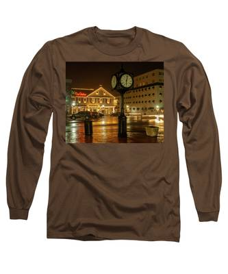 Time For Christmas Long Sleeve T-Shirt