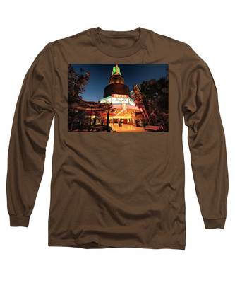 Tower Theater- Long Sleeve T-Shirt