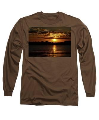 Lake Long Sleeve T-Shirts