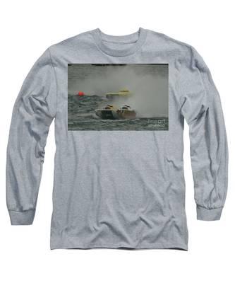 Port Huron Sarnia International Offshore Powerboat Race Long Sleeve T-Shirt