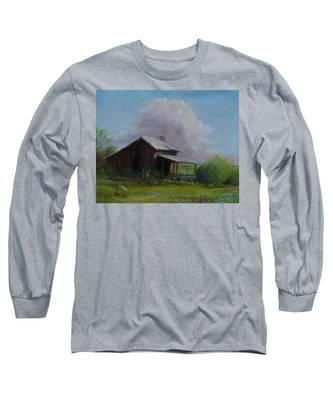 Abondoned Memories  Long Sleeve T-Shirt