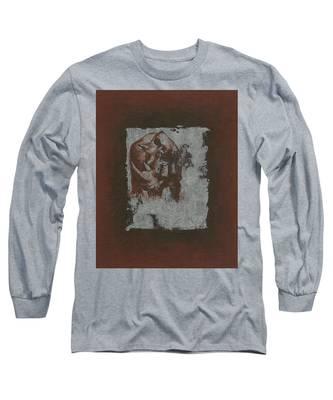 Black Rhino Long Sleeve T-Shirt