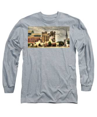 Bringing Down The House Long Sleeve T-Shirt