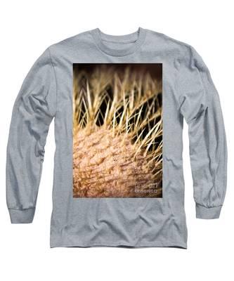 Cactus Skin Long Sleeve T-Shirt